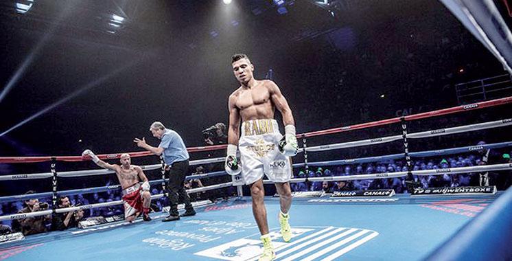 Championnat du monde de boxe WBA : Rabii et El Moussaoui s'illustrent à Marseille