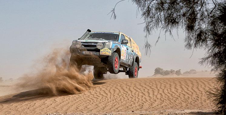 28ème édition du Rallye Aïcha des gazelles : L'étape du Maroc enclenchée