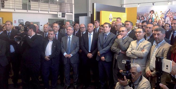 Renault s'offre un nouveau showroom  à Tiznit pour 6,2 millions DH