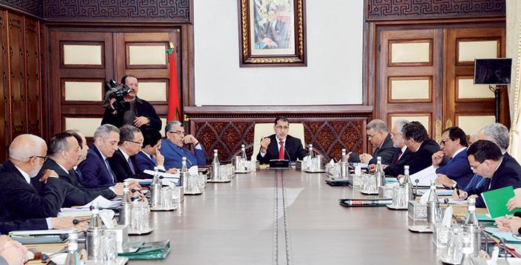 Saâd Eddine El Othmani en Conseil de gouvernement : Le dialogue social est lancé sur des bases solides et avec une forte volonté politique