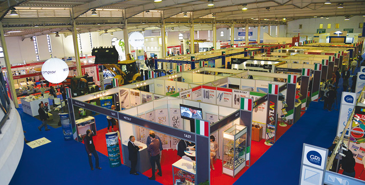 Salon : Fenelec partenaire du Big 5 Construct North Africa