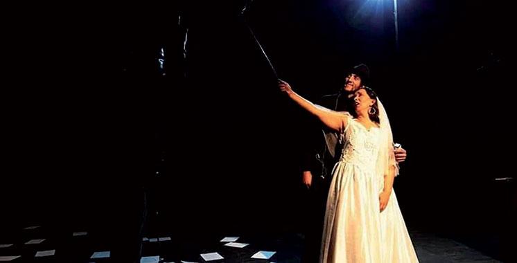 «Selfie», le one-woman-show de Naima Oulmekki à Rabat
