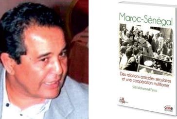Nouvelle publication : Sidi Mohamed Farssi documente les affinités historiques entre le Maroc et le Sénégal