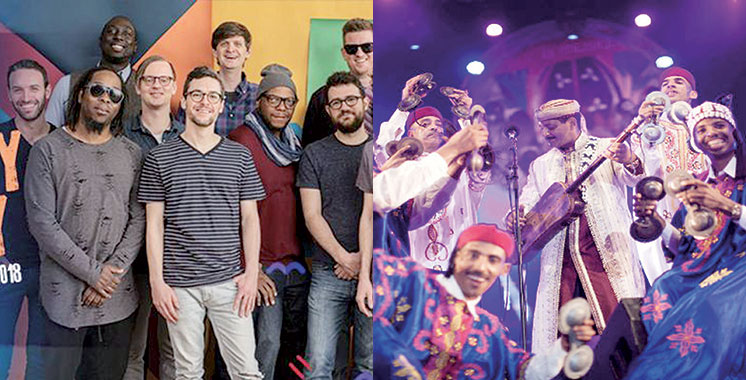 Festival Gnaoua et musiques du monde : Snarky Puppy et Hamid El Kasri ouvrent le bal