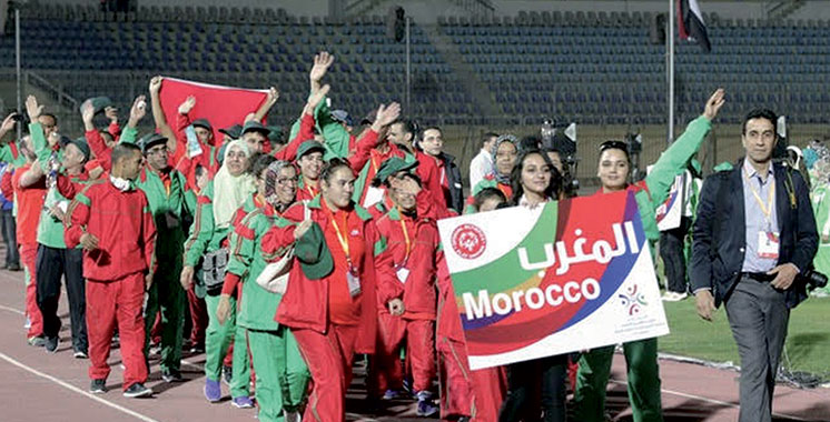 Special Olympics Morocco participe aux Jeux de la région Mena à Abu Dhabi