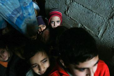 Syrie: 910 enfants ont péri dans la guerre en 2017