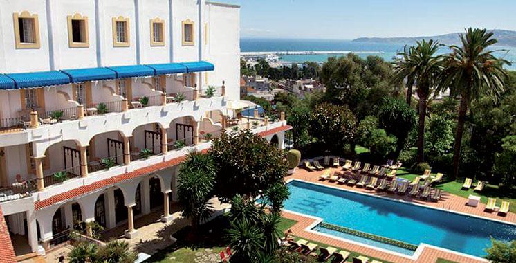Tanger : L'hôtel El Minzah fermé pour rénovation