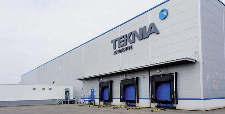 Industrie automobile : Le groupe espagnol Teknia ouvre une nouvelle usine à Tanger
