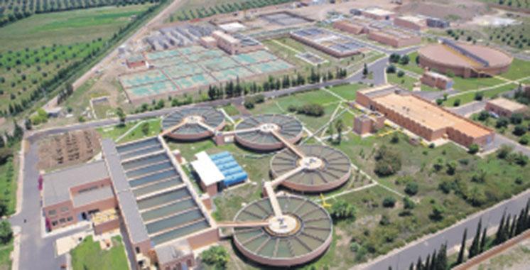 Une nouvelle certification de la station de traitement des eaux rocade de Marrakech de l'ONEE