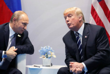 La Russie «reste ouverte» à un sommet Trump-Poutine
