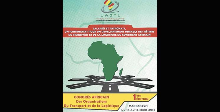 Transport et logistique : Une Union africaine voit le jour à Marrakech