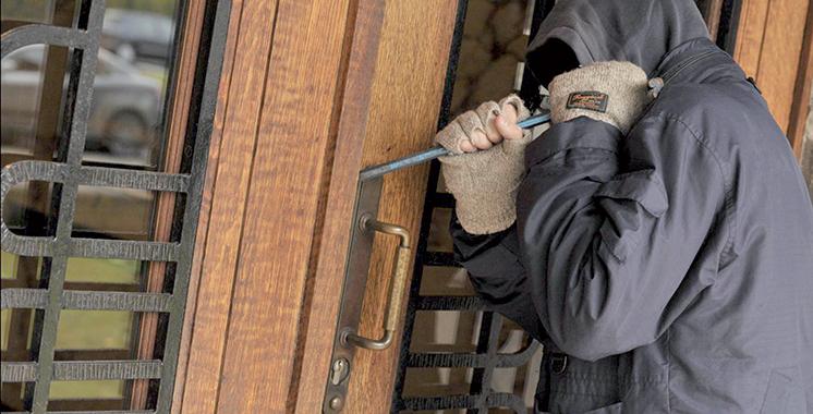 Tétouan : Arrestation d'un duo qui cambriole les commerces et les maisons