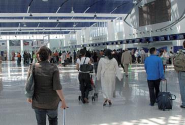 2,08 millions de passagers aux aéroports du Maroc à fin juillet