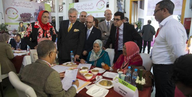 Le concours marocain des produits du terroir démarre ce mardi