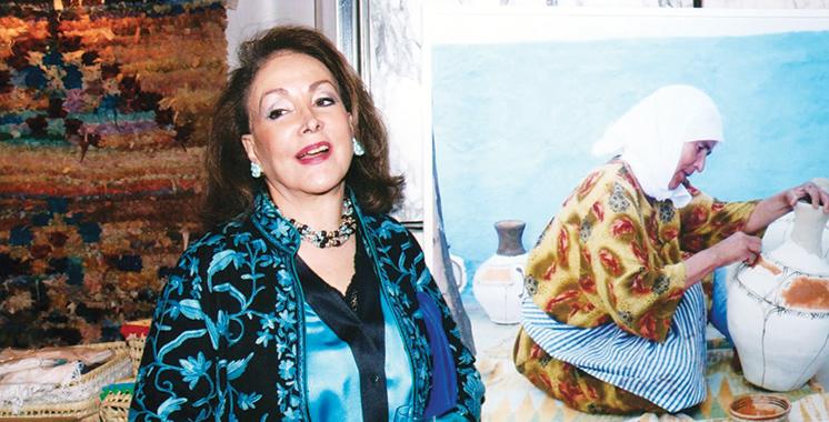 BMCE Bank abrite une exposition des œuvres artisanales  des femmes au Maroc