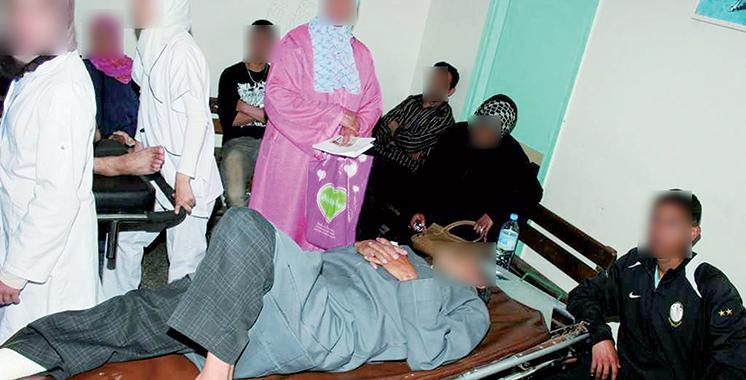 Couverture médicale : Rencontre d'information à Béni Mellal