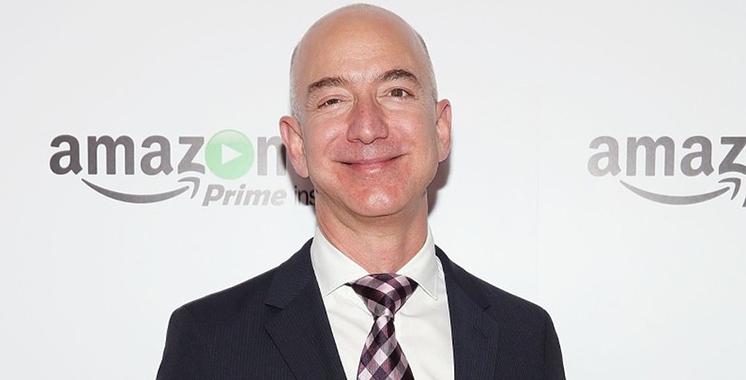 Forbes : Le patron d'Amazon devient l'homme le plus riche du monde