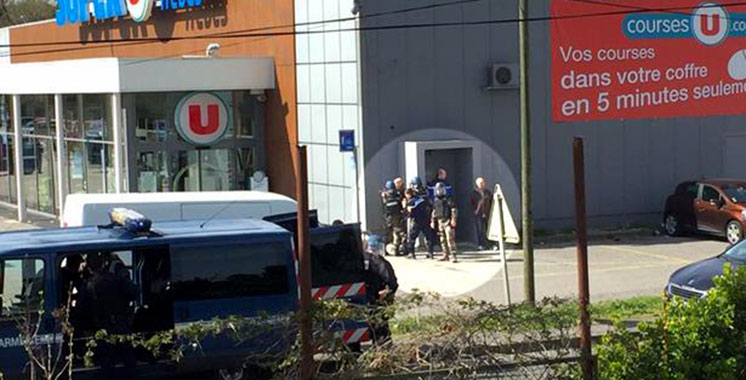 Prise d'otages dans le sud de la France : le suspect neutralisé
