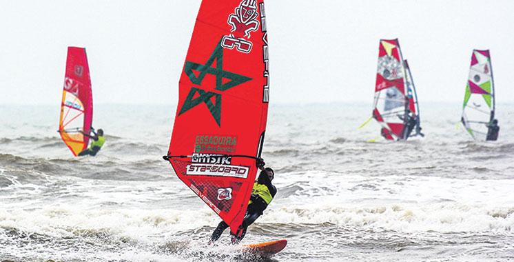 Masen soutient la Coupe du monde de windsurf