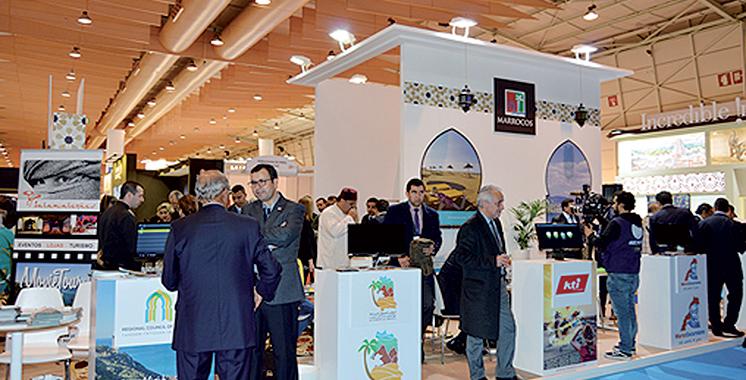 Bourse de tourisme de lisbonne 2018 les professionnels marocains pr sents en force aujourd - Office de tourisme lisbonne ...