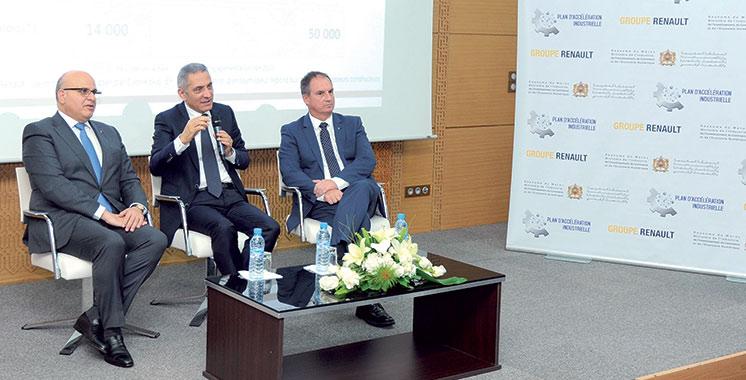 Ecosystème Renault : Le ministère de tutelle fait le point
