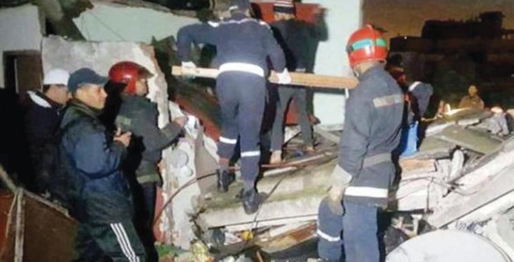 Evacuation immédiate du logement effondré à Mers Sultan : L'opération de relogement des familles s'effectue aujourd'hui