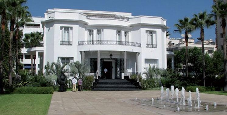 Cycle d'improvisation théâtrale «Mine de Rien» à Casablanca