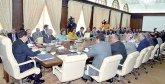 El Othmani appelle l'Agence à dépasser les obstacles susceptibles de retarder l'exécution du plan