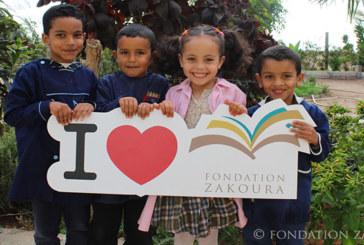 La Fondation Zakoura lance le premier Fonds pour l'éducation en zone rurale