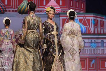 Diapo : Un show exceptionnel pour la 22ème édition de Caftan 2018