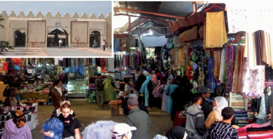 Agadir : 160 millions DH pour transformer Souk Al Had