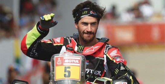 Afriquia Merzouga Rally : L'Espagnol Juan Barreda Bort remporte la 1ère étape dans la catégorie moto