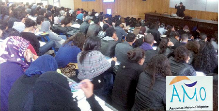 AMO pour étudiants : Un grand flop !