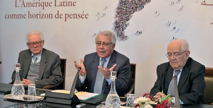 45ème session de l'Académie du Royaume : Lahjomri veut promouvoir la culture marocaine  en Amérique latine
