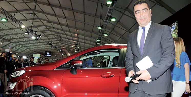 Abdelouahab Ennaciri : «L'EcoSport disponible à partir de 1.150 DH par mois»
