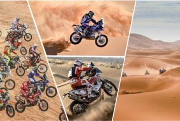Afriquia Merzouga Rally 2018 : 56% des participants disputent la compétition pour la première fois