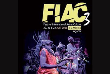Festival international des arts et des cultures : Neuf pays participent à la 3ème édition du FIAC