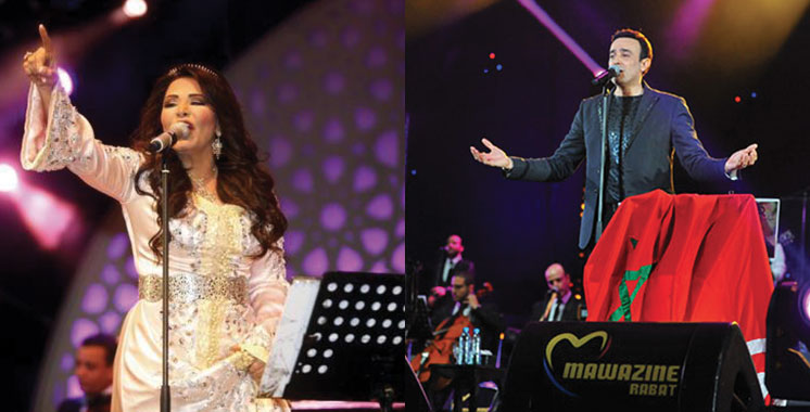 Mawazine-2018: La «diva du Khalij», Ahlam, en clôture de la scène Nahda