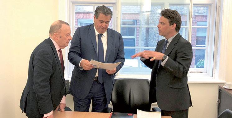 Maroc-Royaume-Uni : Le financement et l'organisation professionnelle agricoles au cœur de la coopération