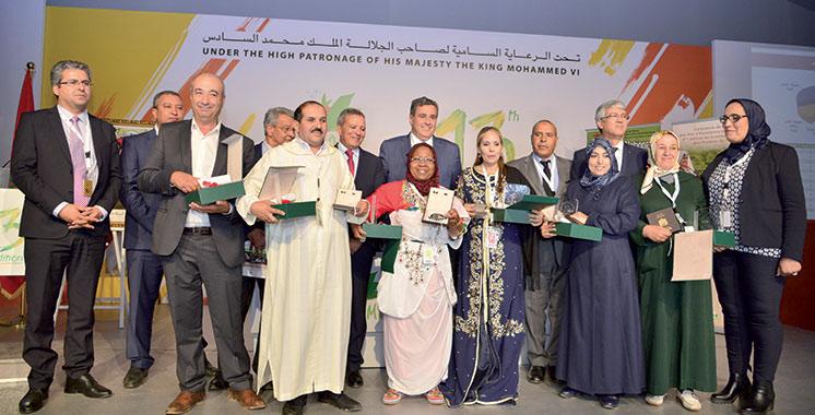 Le concours est à sa 3ème édition : Six produits du terroir primés au SIAM