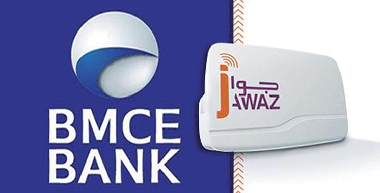 «Tag Jawaz» : BMCE Bank lance son nouveau service multifonctions