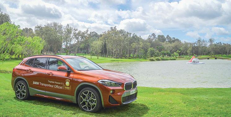 BMW transporteur officiel du Trophée Hassan II de golf