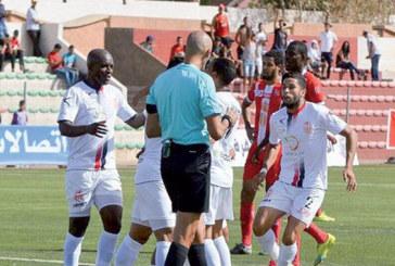 Botola Maroc Telecom : Des matchs à couteaux tirés