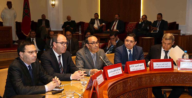 Bourita qualifie de «développements gravissimes» les provocations du polisario