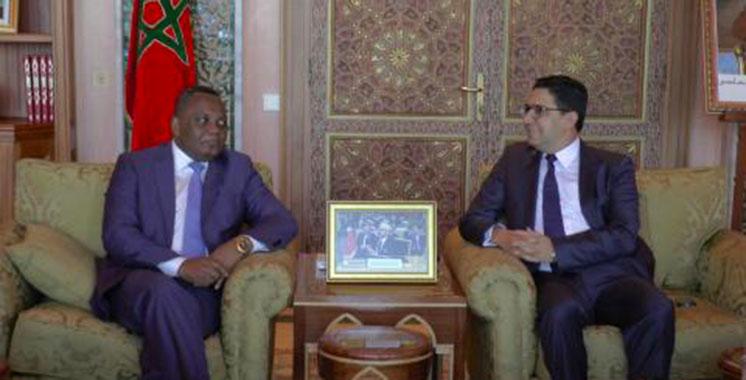 Le Maroc ouvrira son ambassade à Brazzaville