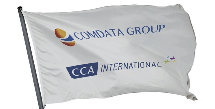 Comdata se prépare pour l'acquisition de CCA International
