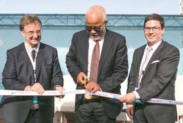 A l'occasion de son 10ème anniversaire au Maroc : Cegedim inaugure de nouveaux bureaux à Rabat