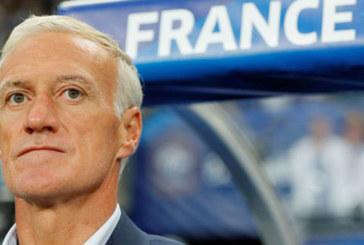 France : Deschamps donnera sa liste le 15 mai