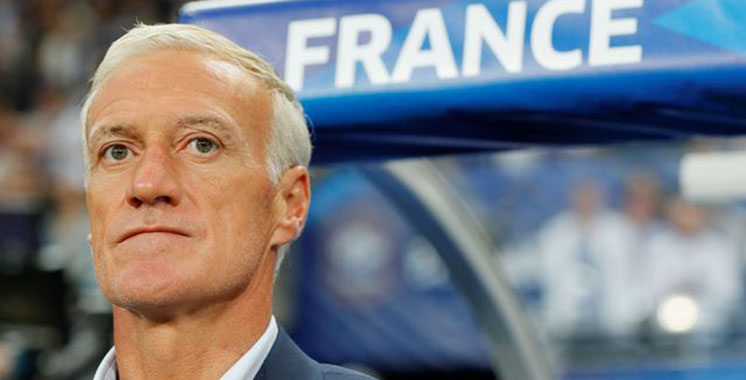 France : Deschamps donnera sa liste le 15 mai
