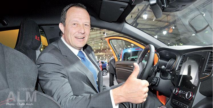 Livrer sous 48 heures, un engagement  signé Renault Maroc